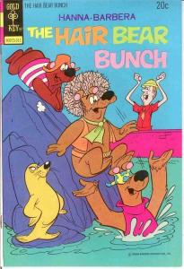 HAIR BEAR BUNCH 8 VF-NM   Nov. 1973 COMICS BOOK
