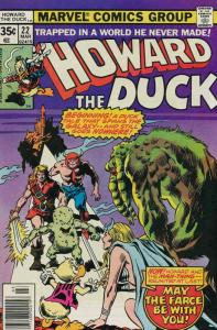 Howard the Duck (Vol. 1) #22 FN; Marvel | save on shipping - details inside