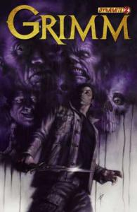 Grimm (2013 series) #2, NM (Stock photo)
