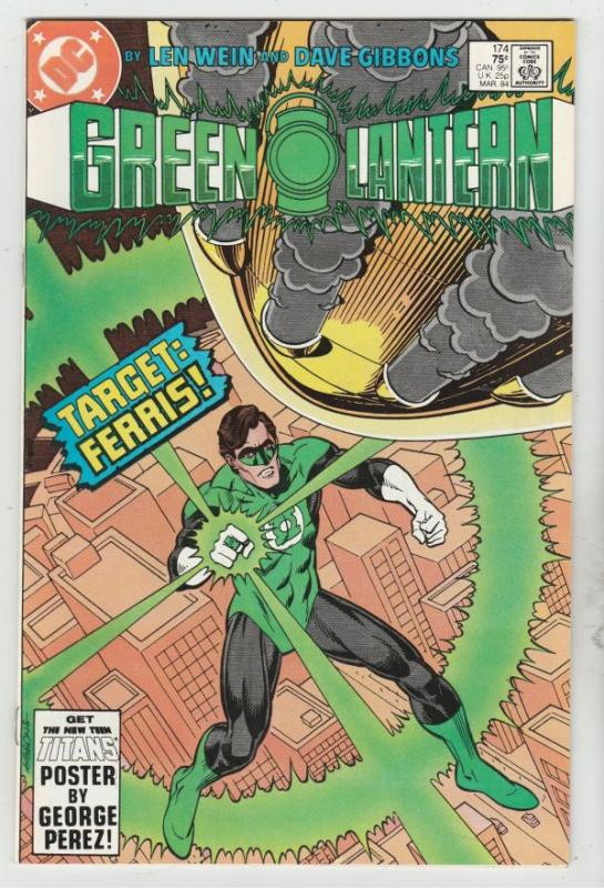 Green Lantern #174 (Feb-84) NM/MT Super-High-Grade Green Lantern, The Green L...