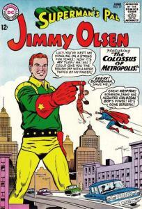 Superman's Pal Jimmy Olsen (1954 series) #77, VG- (Stock photo)