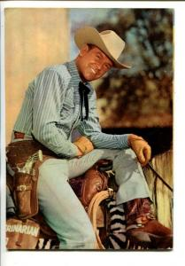 REX ALLEN #9-1953-WESTERN-PHOTO COVERS-vg+
