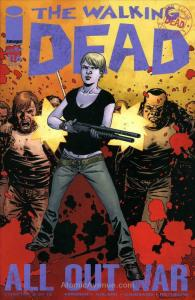 Walking Dead, The (Image) #116 VF/NM; Image   save on shipping - details inside