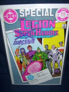 LEGION OF SUPER HEROES #1, VF/NM, Special, DC, 1985 more DC in store