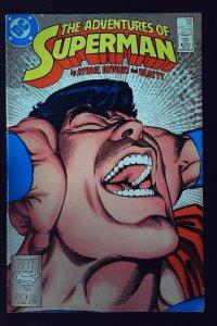 Adventures of Superman #438 (1988)