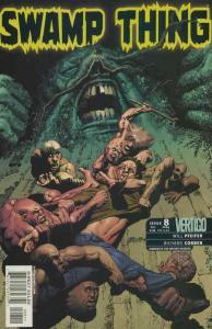 Swamp Thing (4th Series) #8 VF/NM; DC/Vertigo   save on shipping - details insid