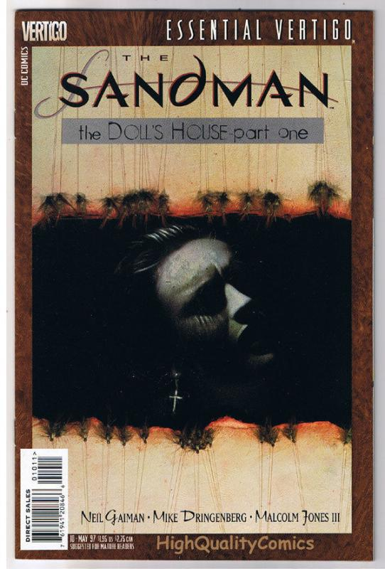 SANDMAN #10, NM+, Essential, Vertigo, Neil Gaiman, 1996, more SM in store