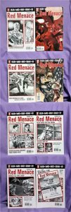 Danny Bilson Paul DeMeo RED MENACE #1 - 6 Jerry Ordway #1-2 Variants (DC, 2007)!