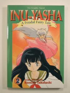 Inu-Yasha, A Feudal Fairy Tale. First Printing, July 1998