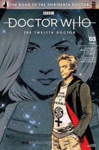 Doctor Who: The Road to the Thirteenth Doctor #3A VF/NM; Titan | save on shippin