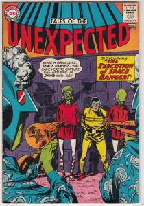 Tales of the Unexpected #81 (Mar-64) VG/FN+ Mid-Grade
