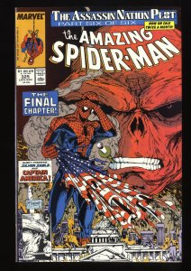 Amazing Spider-Man #325 VF+ 8.5 Marvel Comics Spiderman