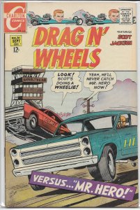 Drag n' Wheels   #30 VG
