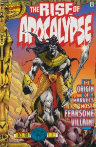 Rise of Apocalypse #1 VF; Marvel | save on shipping - details inside