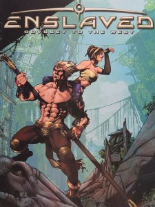 Enslaved Odyssey to the West Marvel Namco Promo Comic 1A NFR FN 2010 C2