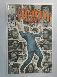 The Marvel Fumetti Book #1 7.0 FN/VF (1984)