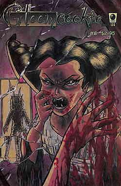 GloomCookie #8 VF/NM Slave Labor - save on shipping - details inside