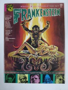 CASTLE OF FRANKENSTEIN 17 ( 0.50 CVRPR) VF- BRUNNER CVR