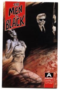 MEN IN BLACK #1-comic book 1990-AIRCEL-COPPER AGE-VF