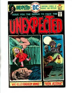 Unexpected #168 - Alcala - DC Horror - 1975 - VF