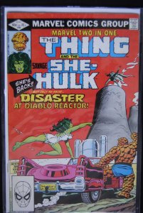 Marvel Two in One, 88 Thing and She Hulk
