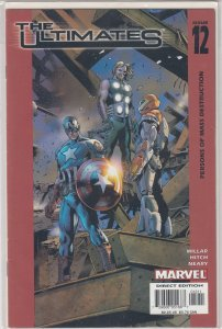 The Ultimates #12 (2003) Persons of Mass Destruction