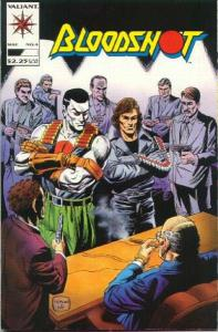 Bloodshot (1993 series) #4, NM + (Stock photo)