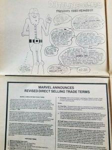 Buyers Guide For Comic Fandom #307 Oct 1979 Alan Light - Brad Caslos Cover - EX