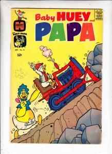 Baby Huey and Papa #13 (Sep-64) VG Affordable-Grade Baby Huey