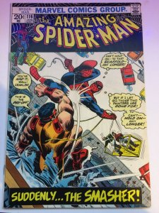 The Amazing Spider-Man #116 Suddenly... the Smasher! 1973 VF Marvel