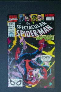 Peter Parker Spider-Man Annual #10 1990