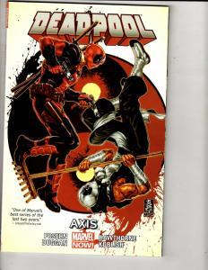 AXIS Deadpool Vol. # 7 Marvel Comics TPB Graphic Novel Comic Book X-Men J311