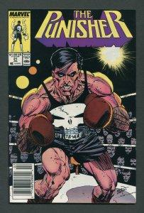 Punisher #21  / 8.5 VFN+  July 1989