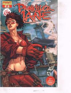 Lot Of 3 Comic Book Comic Day Painkiller Jane, How to Draw, G.I.Joe  AB7