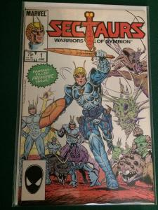 Sectaurs: Warriors of Symbion #1