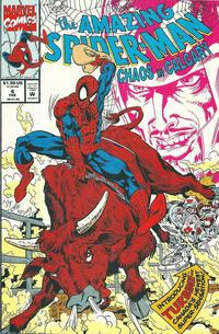 Marvel Comics The Amazing Spider-Man: Chaos in Calgary #4 NM+