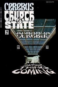 Cerebus: Church & State #18, NM (Stock photo)