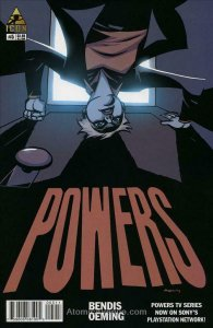 Powers (4th Series) #5 FN; Icon | save on shipping - details inside