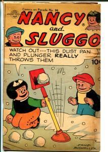 Comics on Parade #94 1951-United Features-Nancy & Sluggo-Ernie Bushmiller-G