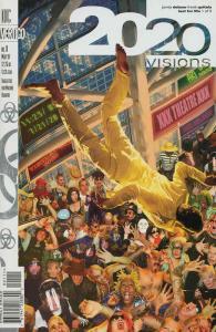 2020 VISIONS  (1997 VERTIGO) 1-12 classic Vertigo comp