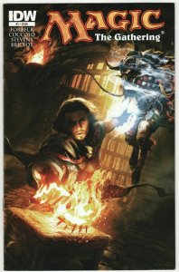 Magic the Gathering #1 Cvr A (IDW, 2011) FN/VF