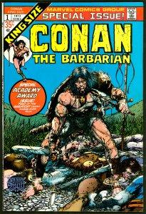 King-Size Conan the Barbarian #1