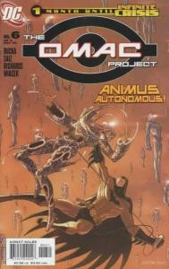 OMAC PROJECT (2005) 1-6  complete story!