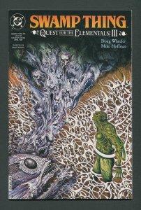 Swamp Thing #106  (2nd Series) 9.0 VFN/NM  April 1991