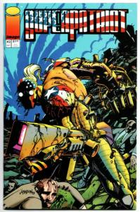 Superpatriot #3 (Image, 1993) VF/NM