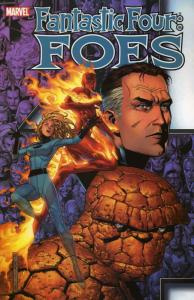 Fantastic Four: Foes TPB #1 VF/NM; Marvel | save on shipping - details inside
