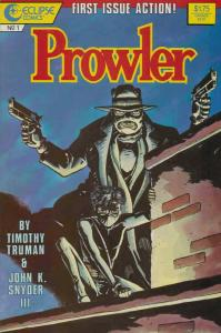 Prowler (Eclipse) #1 VF/NM; Eclipse | save on shipping - details inside