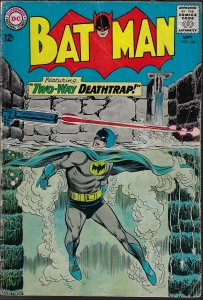 Batman #166 (DC, 1964) GD+