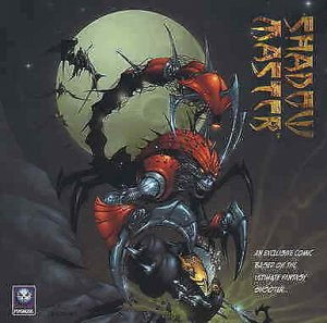 Shadow Master #0 VF; Psygnosis | save on shipping - details inside