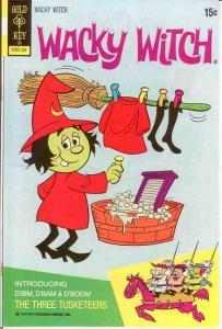WACKY WITCH (1971-1975 GK) 10 VF-NM   1973 COMICS BOOK